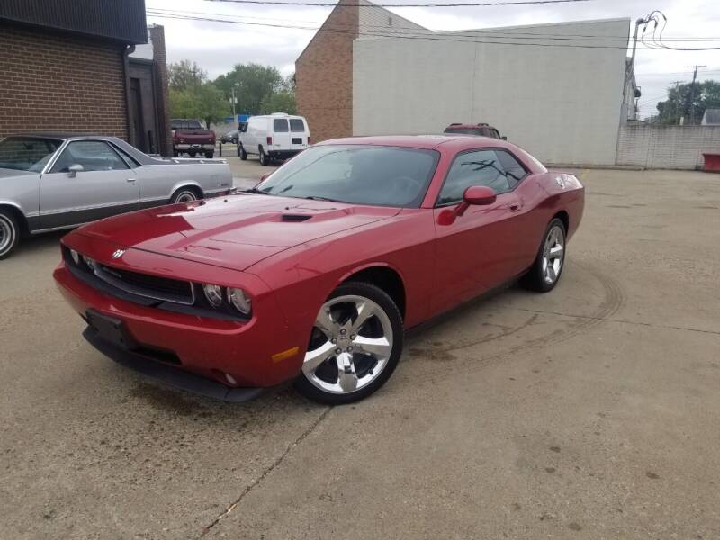 2010 Dodge Challenger for sale at Madison Motor Sales in Madison Heights MI