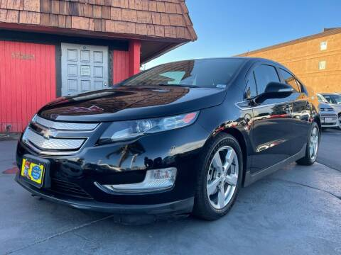 2013 Chevrolet Volt for sale at CARSTER in Huntington Beach CA