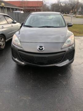 2013 Mazda MAZDA3 for sale at GDT AUTOMOTIVE LLC in Hopewell NY