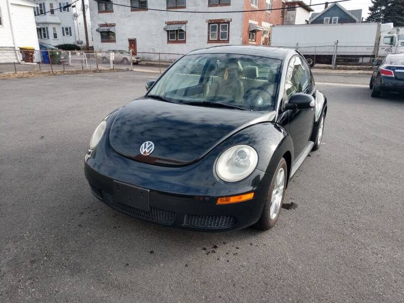 2007 Volkswagen New Beetle for sale at A J Auto Sales in Fall River MA