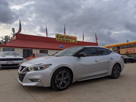 2017 Nissan Maxima for sale at CarZoneUSA in West Monroe LA