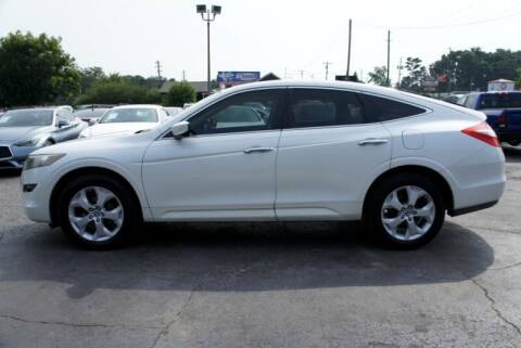 2010 Honda Accord Crosstour for sale at CU Carfinders in Norcross GA