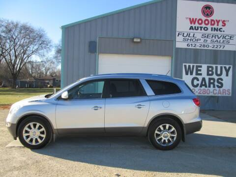 2011 Buick Enclave for sale at Woody's Auto Sales Inc in Randolph MN
