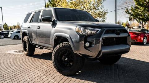 2017 Toyota 4Runner for sale at MUSCLE MOTORS AUTO SALES INC in Reno NV