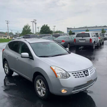 2009 Nissan Rogue for sale at American & Import Automotive in Cheektowaga NY