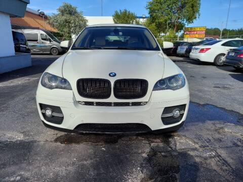 2012 BMW X6 for sale at Southstar Auto Group in West Park FL