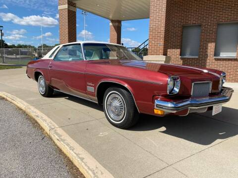 1973 Oldsmobile Cutlass Supreme for sale at Klemme Klassic Kars in Davenport IA