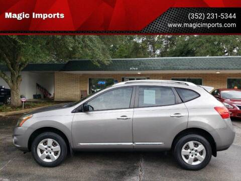 2014 Nissan Rogue Select for sale at Magic Imports in Melrose FL
