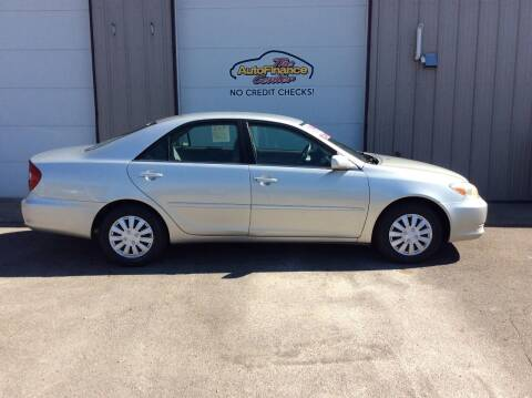 2004 Toyota Camry for sale at The AutoFinance Center in Rochester MN