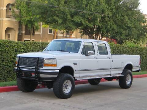 1994 Ford F-350 for sale at RBP Automotive Inc. in Houston TX
