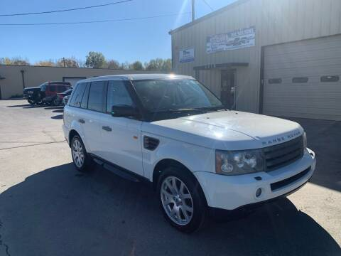 2007 Land Rover Range Rover Sport for sale at EMH Imports LLC in Monroe NC