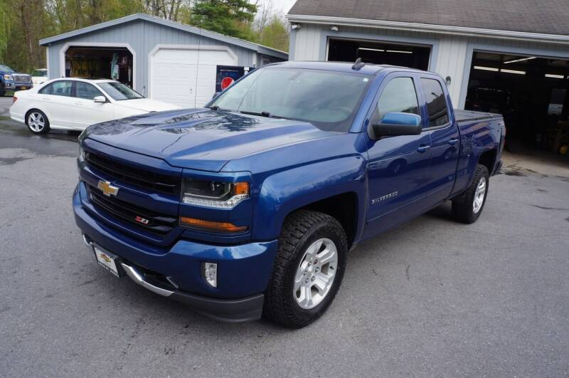 2017 Chevrolet Silverado 1500 for sale at Autos By Joseph Inc in Highland NY