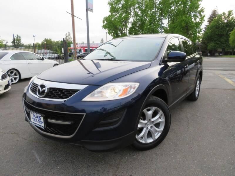 2011 Mazda CX-9 for sale at KAS Auto Sales in Sacramento CA