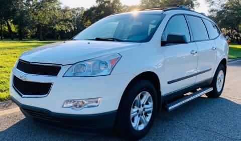 2011 Chevrolet Traverse for sale at FLORIDA MIDO MOTORS INC in Tampa FL