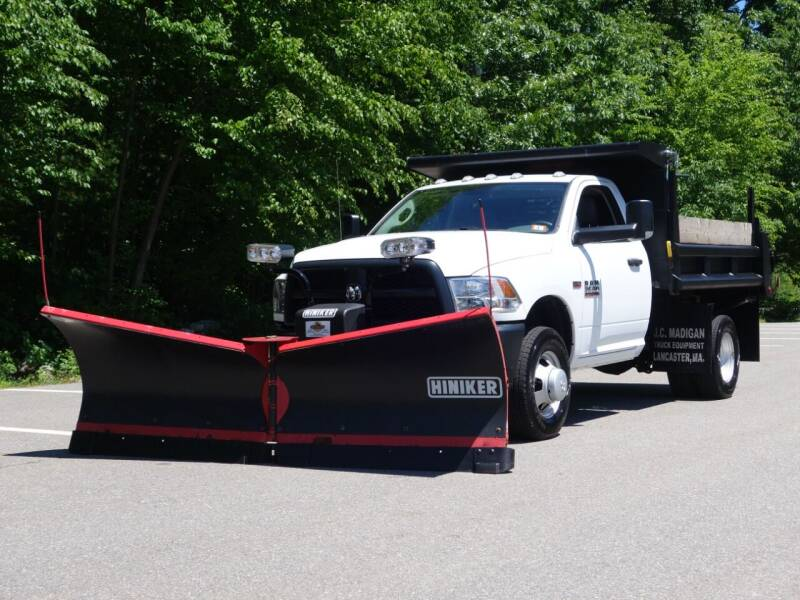 2018 RAM Ram Chassis 3500 for sale at Auto Mart in Derry NH