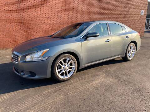 2011 Nissan Maxima for sale at GTO United Auto Sales LLC in Lawrenceville GA