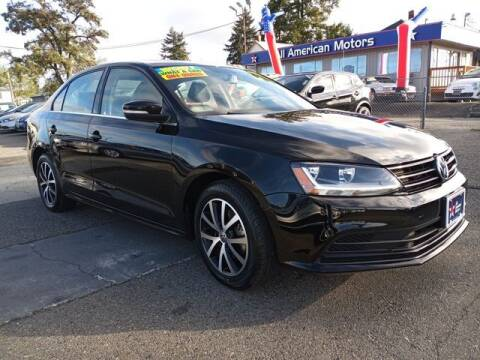 2017 Volkswagen Jetta for sale at All American Motors in Tacoma WA