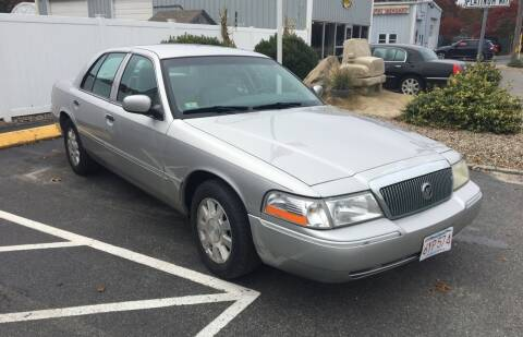 2004 Mercury Grand Marquis for sale at Platinum Auto Sales in South Yarmouth MA
