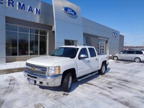 2013 Chevrolet Silverado 1500 for sale at Herman Motors in Luverne MN