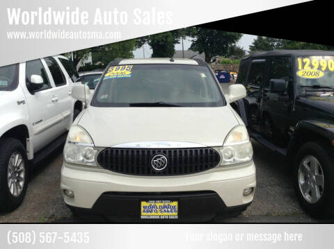 2006 Buick Rendezvous for sale at Worldwide Auto Sales in Fall River MA