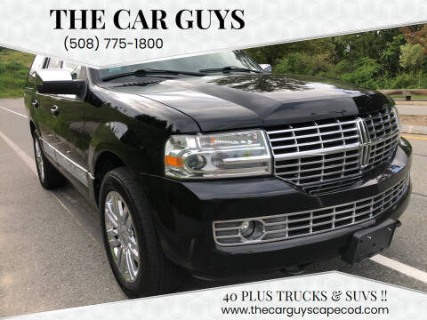 2008 Lincoln Navigator for sale at The Car Guys in Hyannis MA