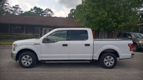 2015 Ford F-150 for sale at Victory Motor Company in Conroe TX