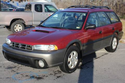 1998 Subaru Legacy for sale at Auto Bahn Motors in Winchester VA