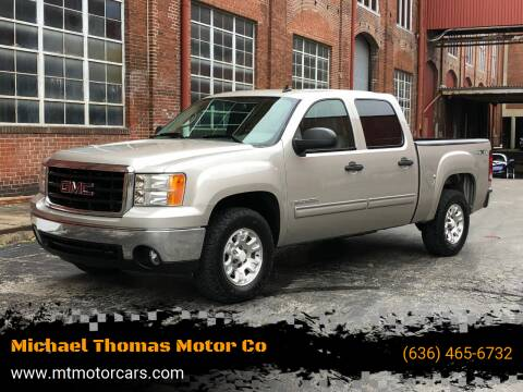 2007 GMC Sierra 1500 for sale at Michael Thomas Motor Co in Saint Charles MO