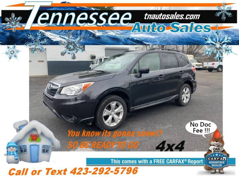 2014 Subaru Forester for sale at Tennessee Auto Sales in Elizabethton TN