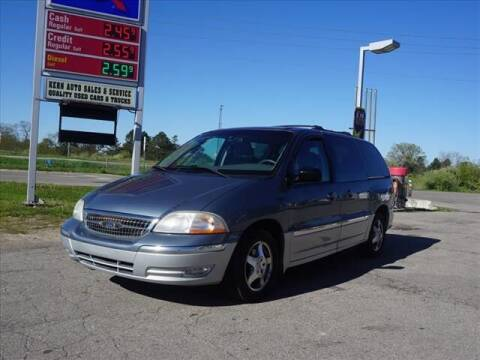 1999 Ford Windstar for sale at Kern Auto Sales & Service LLC in Chelsea MI