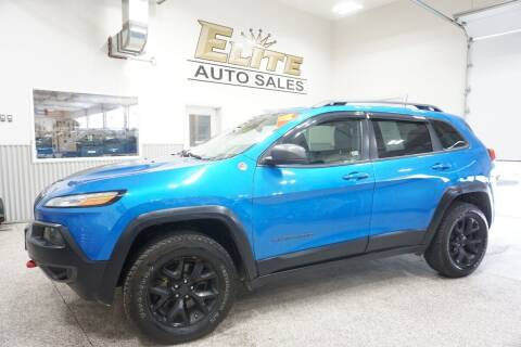 2017 Jeep Cherokee for sale at Elite Auto Sales in Ammon ID