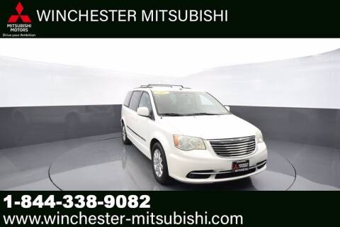 2011 Chrysler Town and Country for sale at Winchester Mitsubishi in Winchester VA