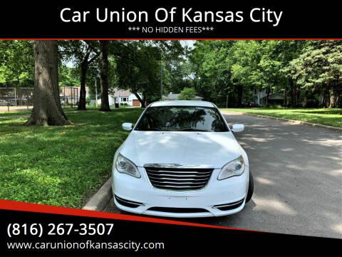 2012 Chrysler 200 for sale at Car Union Of Kansas City in Kansas City MO