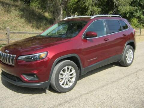 2019 Jeep Cherokee for sale at Matteson Motors Inc in Phillipsburg KS