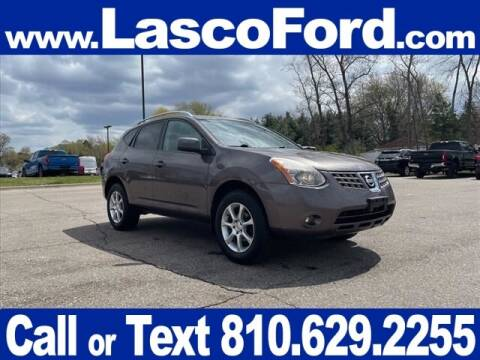 2009 Nissan Rogue for sale at LASCO FORD in Fenton MI