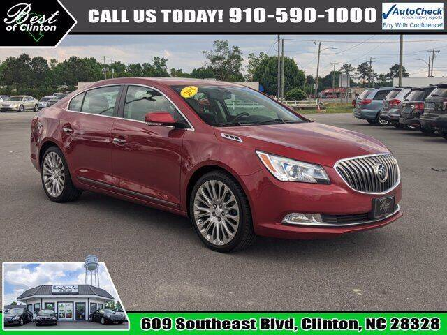 2014 Buick LaCrosse for sale in Clinton, NC