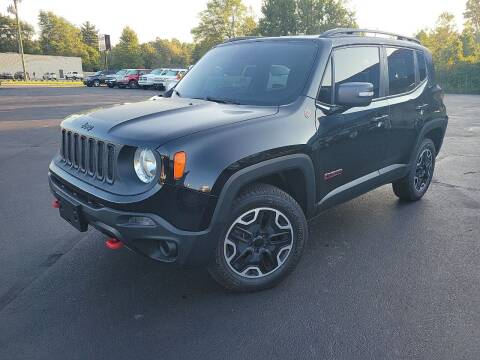 2015 Jeep Renegade for sale at Cruisin' Auto Sales in Madison IN