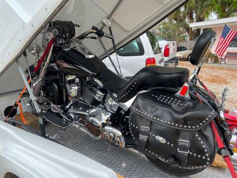 2008 Harley Davidson Heritage Softail for sale at D & D Detail Experts / Cars R Us in New Smyrna Beach FL