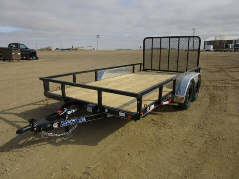 2021 Load Trail UT 83' X 18' for sale at Nore's Auto & Trailer Sales - Utility Trailers in Kenmare ND