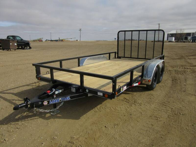 "2021 Load Trail UT 83"" X 14' for sale at Nore's Auto & Trailer Sales - Utility Trailers in Kenmare ND"