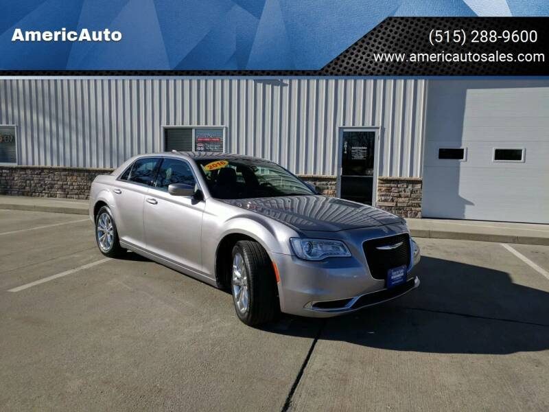 2016 Chrysler 300 for sale at AmericAuto in Des Moines IA