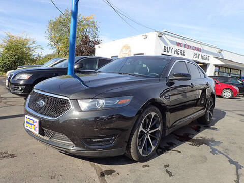 2015 Ford Taurus for sale at Tommy's 9th Street Auto Sales in Walla Walla WA