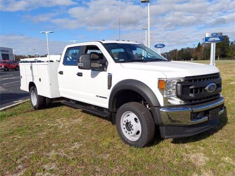 2020 Ford F-450 Super Duty for sale at Gentilini Motors in Woodbine NJ