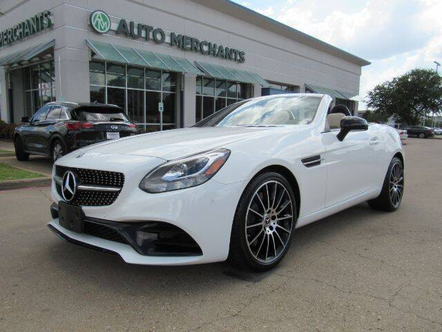 2020 Mercedes-Benz SLC for sale in Plano, TX