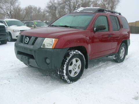2007 Nissan Xterra for sale at HORSEPOWER AUTO BROKERS in Fort Collins CO