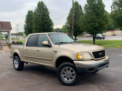 2001 Ford F-150 for sale at Mike's Wholesale Cars in Newton NC