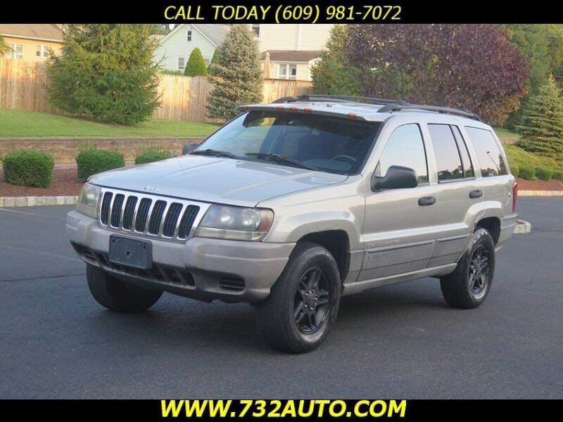 2003 Jeep Grand Cherokee for sale at Absolute Auto Solutions in Hamilton NJ