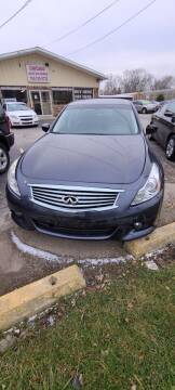 2011 Infiniti G25 Sedan for sale at Chicago Auto Exchange in South Chicago Heights IL
