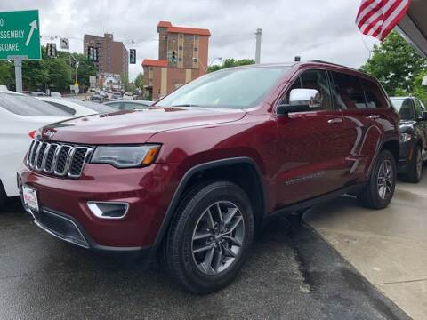 2017 Jeep Grand Cherokee for sale at Real Auto Shop Inc. in Somerville MA