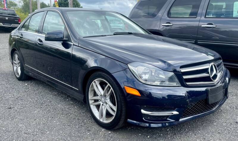 2014 Mercedes-Benz C-Class for sale at Mayer Motors of Pennsburg in Pennsburg PA